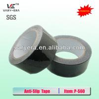 1 Roll Black&Yellow Anti Slip /Anti-slip Tapes Non Skid Tape PVC Black Adhesive Tape 5cm(W)*10m(L) Free Shipping