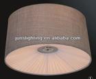 Modern simple linen fabric ceiling lamp kitchen/bedroom/living room