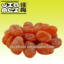 dried crystal kumquat with sugar