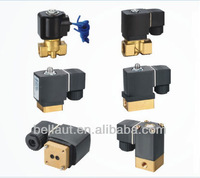 Water purifier solenoid valve parts, solenoid valve for neutral gas and water