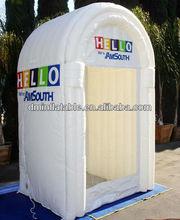 Customized Inflatable cash cube/money house( K-12# )