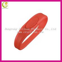 Promotional colorful usb flash drive gifts,silicone bracelet usb wristband 2gb 4gb 8gb 16gb 32gb