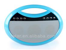 A18 2014 New 2 x 5w 4 ohm speaker Bluetooth portable speakers