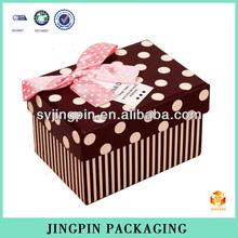gift boxes polka dot manufacturer