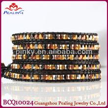 Hot sale Five Layers bracelet 2013 womens trendy bracelet