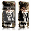 Promotional custom dazzle colored skin for iphone 4 sticker full body skin