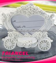 place card holder for wedding favor