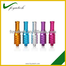 Fashional model display cartomizer no leak RDA dry herb and wax new design product e cigaretter atomizers