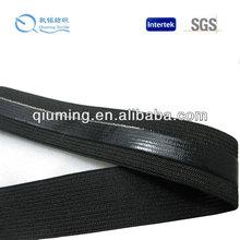 colorful fashion silicone elastic lingerie tape