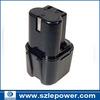 factory price ! 2200mAh 7.2v 980579Z NiMh Power Tool Battery for Hitachi