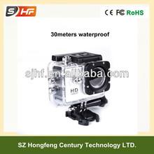 Hot sales distinctive waterproof mini sports camera