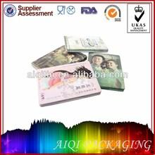 rectangular cd tin box