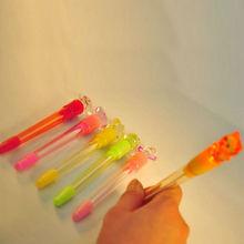 Novelty LED Flashing Pens With Light