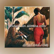 Paintings african women