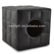 padding leather soft tissue holder