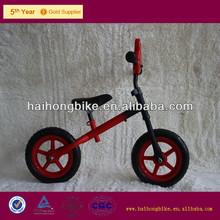 2013 Shanghai Fair OEM design mini walking bike for kids approved ISO9001