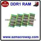 Computer memory ram scrap ram ddr 512mb 333mhz pc2700 for laptop