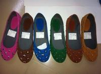 2014 Lady latest design rubber shoes