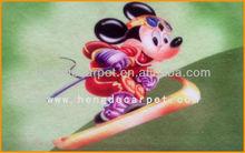 Children Use PVC Mat