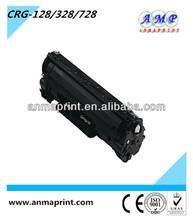 Promotion cartridges toner! China premium toner cartridge for Canon toner cartridge for canon 328 CRG-128/328/728