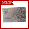 laminated prepaid visa card
