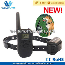 LCD 100 Level Shock & Vibra Remote Dog Training Collar