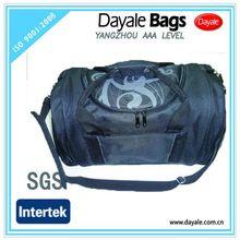 custom made polyester duffle bag sports bag classic travel bag