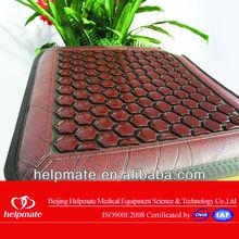 new heating jade car seat massage mat