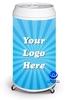 75L foaming top beverage can shape refrigerator/freezer(CE RoHS CB)