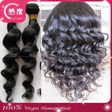 2014 SHOCK STUCK!!!Royal model virgin Peruvian loose wave hair!Distributor wholesale.