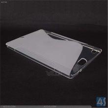 Soft Tablet Case Cover for Kindle Fire HD 7 2 P-KINDLEFIREHD7iiTPU001