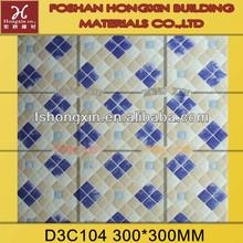Cristal de interior pulido alfombra alfa azulejos