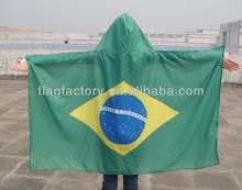 2014 world cup brazil national body flag