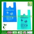 china proveedor biodegradables bolsas de mercancía