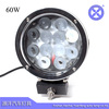 cree 60W super bright 10-30V auto led work light