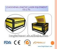 top sale acrylic/wood/MDF 100W laser engraving machine price