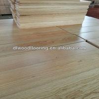 Natural Grade A Russia White Oak Hardwood & Solid Wood Flooring