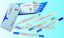 kearing brand,water removable tailors pen,magic ink water erasable pen,garment design marker,# WB10