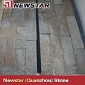 Newstar shinning cuarcita de la pared de piedra