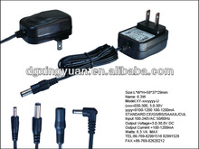 EN61347 UL BS CE SAA approved AC/DC Adapter for LED ac adapter 9v 500ma