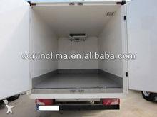 Truck Transport Refrigeration System with R404 Refrigerant