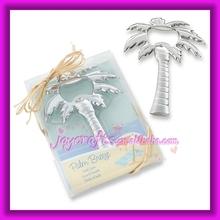 Palm Tree Bottle Opener Wedding Gift