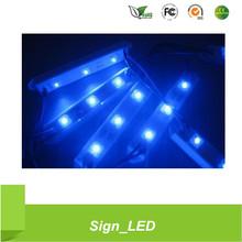 china made Pirahan non-waterproof led display module retail shop