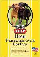 Joy High Performance Dog Food