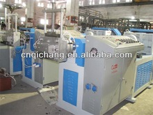 pp straps extruder machinery Parameters(water cooling&exhaust type)