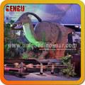 mostra dinosauro resina dragone cinese statua dinosauri animati