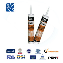 GNS windshield curtain wall silicone sealant