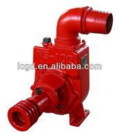 Diesel high pressure Water pump with small engine water pump