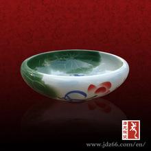 Jingdezhen factory direct decorative Chinese OEM ceramic fish tank aquarium