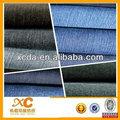 100% fino de algodão oz 7 slub jeans tecido de algodão slub urdidura tecido brim fornecedor